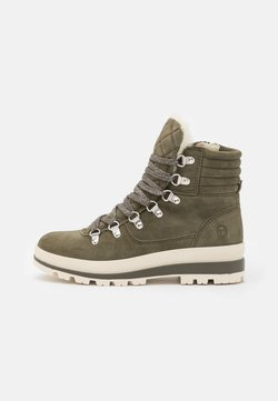 Tamaris - Winter boots - olive