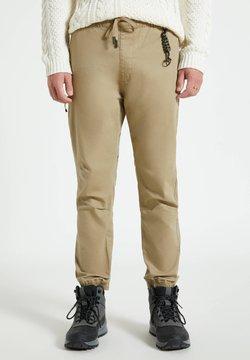 PULL&BEAR - Jogginghose - mottled beige