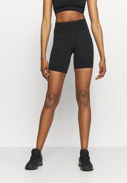 Nike Performance - EPIC LUXE SHORT - Trikoot - black/moke grey