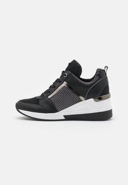 MICHAEL Michael Kors - GEORGIE TRAINER - Sneakers - black