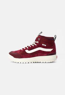 Vans - ULTRARANGE - Sneakers high - pomegranate/port