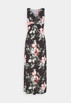 Anna Field - Maxi-jurk - black/pink/light green
