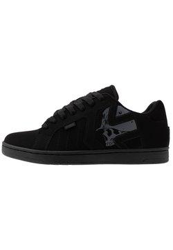 Etnies - METAL MULISHA FADER 2 - Skateschoenen - black