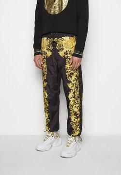 Versace Jeans Couture - PRINT BAROQUE - Jogginghose - black