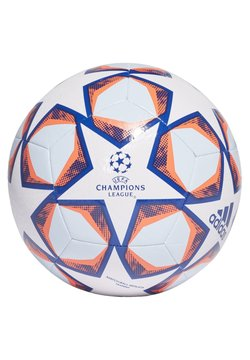 adidas Performance - UCL FINALE 20 TEXTURE TRAINING FOOTBALL - Fotball - white