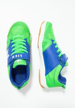 LICO - SPORT - Sneakers laag - grün/blau