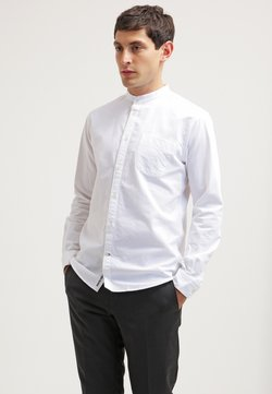 Knowledge Cotton Apparel - SLIM FIT - Overhemd - bright white