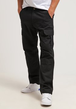 Dickies - EDWARDSPORT - Cargo trousers - black