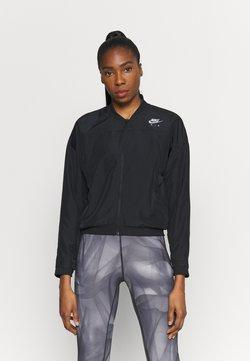 Nike Performance - AIR JACKET - Chaqueta de deporte - black/silver