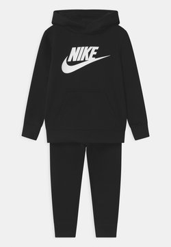 Nike Sportswear - HOODIE SET - Survêtement - black