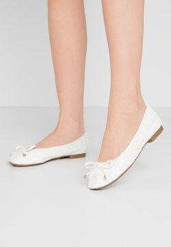 Paradox London Pink - XEELIA - Ballerinaskor - white