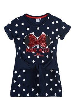 Mickey & Minnie - Jerseykleid - dunkel/blau