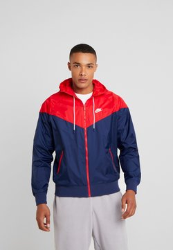 Nike Sportswear - Windbreaker - midnight navy/university red/white