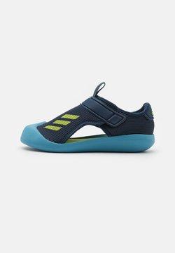 adidas Performance - ALTAVENTURE UNISEX - Sandales de bain - crew navy/solar yellow/hazy blue