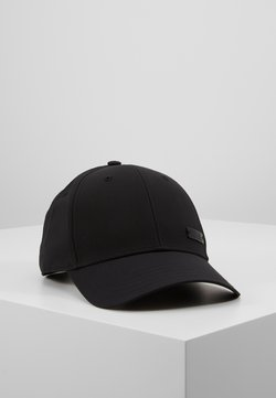 adidas Performance - BBALLCAP LT MET - Lippalakki - black/black/black