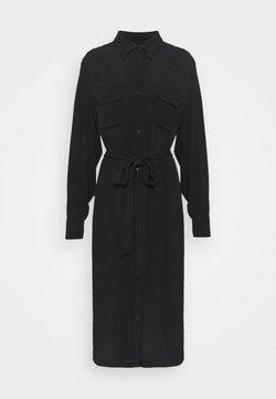 Lindex - DRESS DAISY - Maxikleid - black