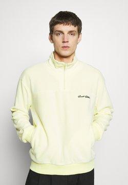 Sweet SKTBS - UNISEX LOOSE ZIPPED - Zip-up hoodie - yellow