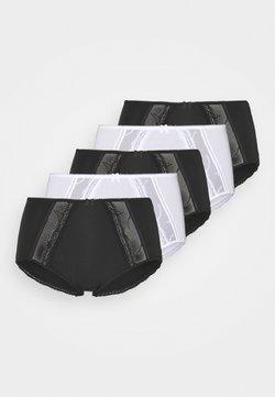 Marks & Spencer London - 5 PACK - Panties - black