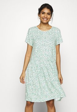 Moss Copenhagen - INAYA LEIA DRESS  - Freizeitkleid - green