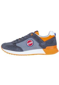 Colmar - TRAVIS  - Sneaker low - grey/orange