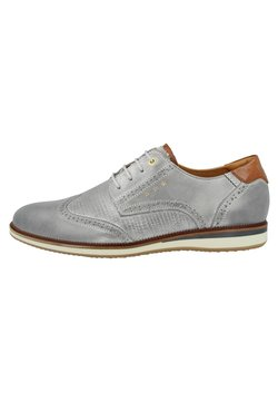 Pantofola d'Oro - RUBICON UOMO LOW - Sportieve veterschoenen - grey