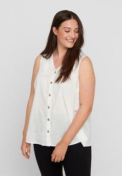 Zizzi - Camicia - bright white
