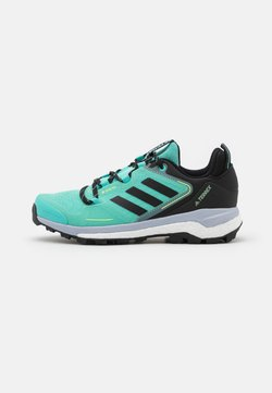 adidas Performance - TERREX SKYCHASER 2 GTX - Hikingschuh - acid mint/core black/halo silver
