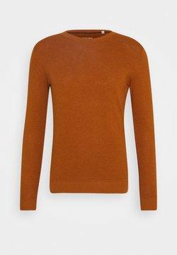 TOM TAILOR - Trui - rusty orange melange