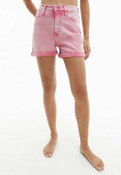 Calvin Klein Jeans - Shorts di jeans - denim medium