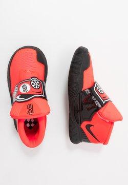 Nike Performance - FLYTRAP VI AUTO - Basketball shoes - bright crimson/white/black