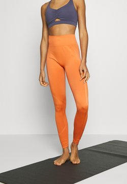 South Beach - PLAIN LEGGING - Medias - orange