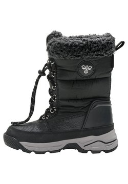 Hummel - SNOW HIGH JR - Bottes de neige - black