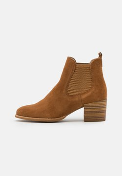 Tamaris - Ankle boot - cognac