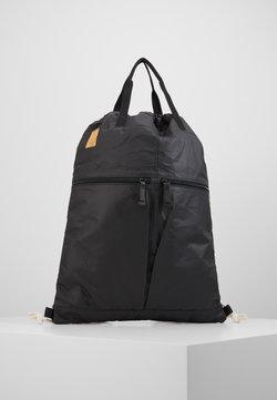 Lässig - TYVE STRING BAG - Reppu - black