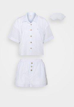 Cotton On Body - SLEEP SET - Pyjama - blue