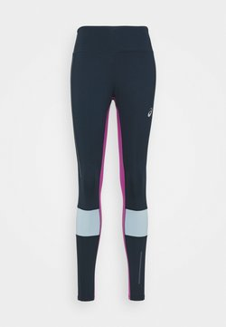 ASICS - VISIBILITY  - Tights - french blue/digital grape