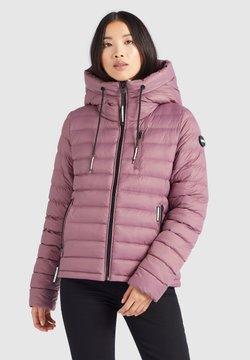 khujo - LOVINA - Winterjacke - beige-rosa