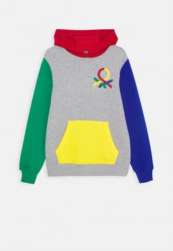 Benetton - BASIC BOY - Kapuzenpullover - multicolor