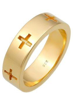 Elli - KREUZ CUT OUT  - Ring - gold-coloured