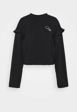 adidas Originals - CREW NECK - Bluza - black