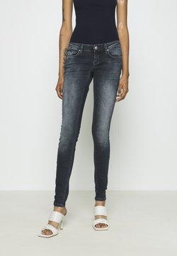 ONLY - ONLCORAL LIFE - Jeans Skinny Fit - blue black denim