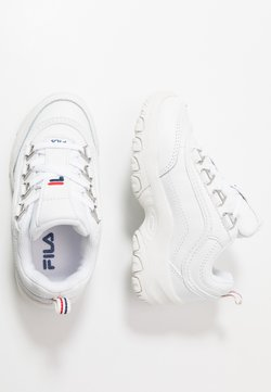 Fila - STRADA KIDS - Sneakers - white