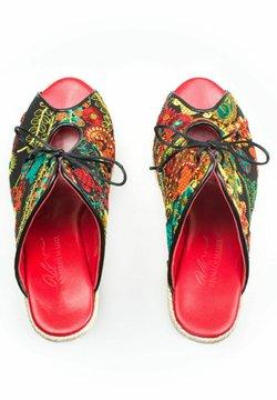 Anna de Manel - Sandalias - colorfull