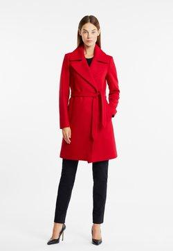 CVRD - Trenchcoat - red