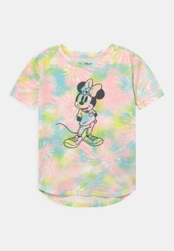 GAP - GIRL MINNIE - T-shirt med print - multi-coloured