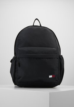 Tommy Hilfiger - CORE BACKPACK - Reppu - black