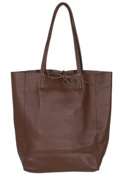 Zwillingsherz - ANITA - Shopping Bag - braun