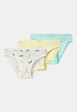 Petit Bateau - MULTI 3 PACK - Slip - multi-coloured/off-white