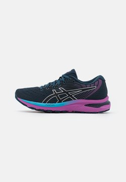ASICS - GEL-CUMULUS 22 - Laufschuh Neutral - french blue/black
