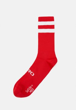 Giro - COMP RACER HIGHRISE UNISEX - Sportsocken - bright red